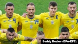 Украиналык футболчулар. 7-июнь 2021-жыл