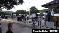 'Nema nikakvog terora. Ustvari Čečenija Fest promoviše jedan oblik zabave i druženja mladih', kaže jedna od posjetiteljki festivala Anja (na fotografiji Čečenija Fest).
