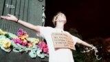 """""""Бессрочный протест"""" в образе Иисуса Христа"""