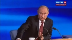 Володимир Путін про українсько-російські відносини