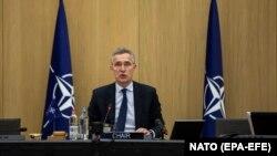 генералниот секретар на НАТО Јенс Столтенберг