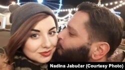 Nadina Jabučar i Mirza Perenda u Brnu, Češka