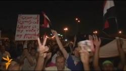 Разгон сторонников Мурси