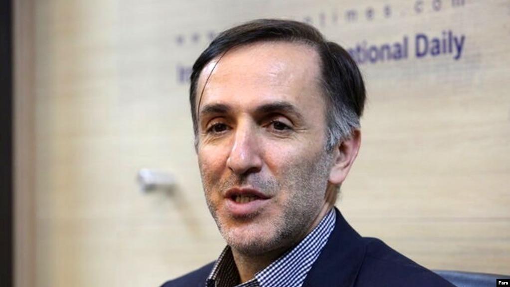 حمید زادبوم، معاون وزارت صمت
