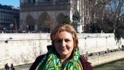 Viorica Olaru-Cemîrtan: Republica Moldova este în sângele nostru