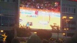 Македонските кошаркари четврти во Европа