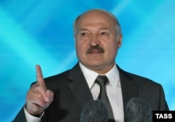 President Alyaksandr Lukashenka did not consider any of the female candidates a threat, observers say.