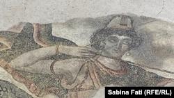 Șanliurfa, Amazoane, mozaic din secolul IV e.n