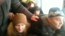 У Росії на засніженій трасі люди чекали порятунку 15 годин (відео)
