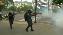 Proteste în Venezuela