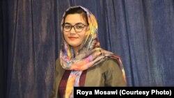 رویا موسوی سخنگوی کمیتهبینالمللی صلیب سرخو ورزشکار