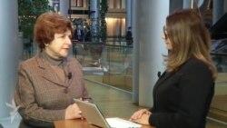 în direct de la Strasbourg cu europarlamentara Tatjana Ždanoka
