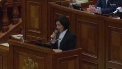 Смена власти в Кишинёве