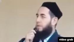 Tajikistan -- Abdulhaq Obidov, tajik Imam khatib, who detained in Dushanbe