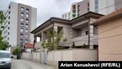 Zgrada Muslimanskog džemata Ahmedija u Prištini