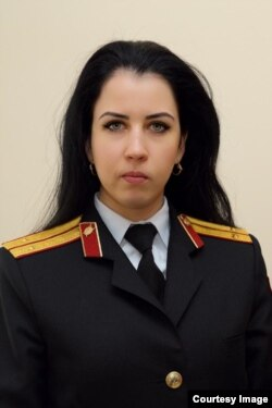 Анастасия Пискур.