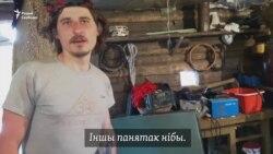 Маладая сям'я на Валожыншчыне вырабляе на продаж барабаны «хэнд-мэйд»