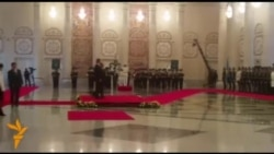 Визит Порошенко в Астану
