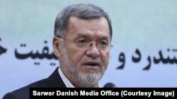 د افغانستان د جمهور رئیس دوهم مرستیال سرور دانش