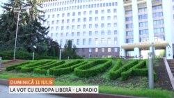 Alegeri anticipate 2021- cu Radio Europa Liberă