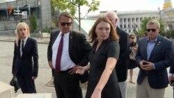 Делегація від Конгресу США відвідала Київ з офіційним візитом (відео)