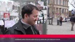 Azərbaycanda insan haqlarını kim pozur?