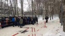 Орусия: Миграция борборундагы тыгын