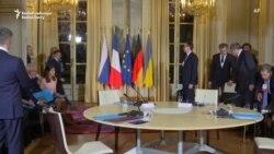Путин ва Зеленский имкони сулҳ дар шарқи Украинаро баҳс карданд