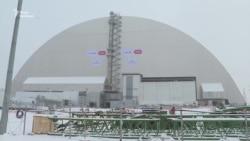 Зруйнований реактор ЧАЕС накрили аркою нового конфайнменту – на 100 років (відео)
