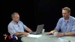 Алексей Навальный о войне на Украине