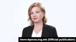 Иванка Василевска, пратеничка на ВМРО-ДПМНЕ