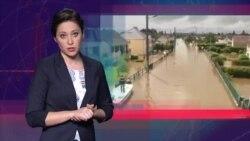 Cəlilabadda kəndləri su basıb
