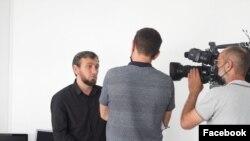 Журналистийн хаттаршна жоьпаш луш ву Францерчу нохчийн юкъараллин жигархо Албаков Шемил