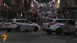 Престрелка во предградие на Париз