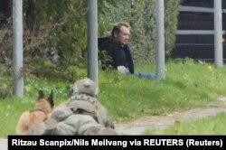 Октябрь 2020: Петера Мадсена задерживают вскоре после его побега из тюрьмы