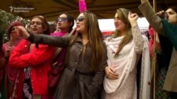 Transgender Campaigners Protest in Pakistan