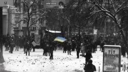 22 січня. Майдан. Це було тут