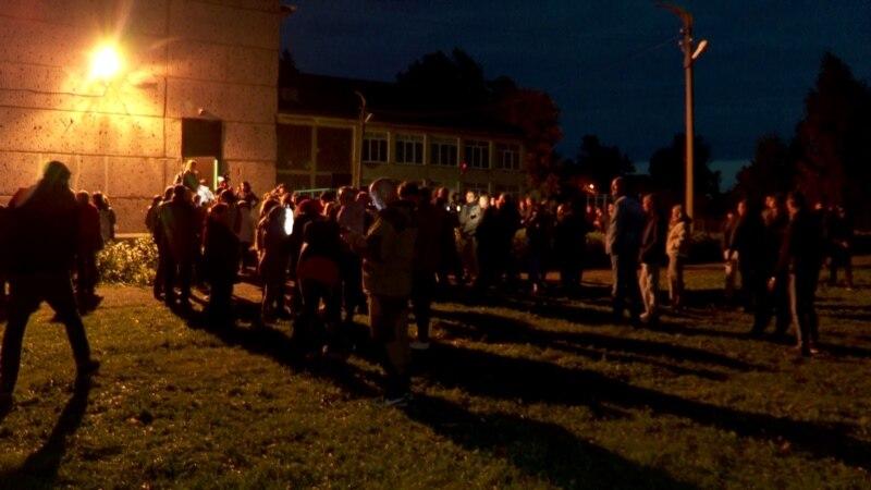 Журналисту угрожают делом за освещение событий в Бужаниново