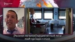 Pacientët me kancer dhe koronavirusi