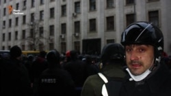 1 грудня 2013 року Майдан та Банкова у розповідях стрімерів Радіо Свобода (відео)