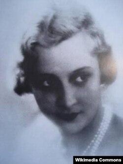 """Эльмисхан (Лейла) Хагундокова, графиня Ирен де Луар, командор ордена Почетного легиона, """"крестная мать"""" Иностранного легиона"""