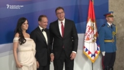 Vucic Inuagurated As Serbian President