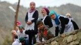 Дагестанские школьники