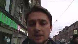 Корреспондент Радио Свобода о ситуации в центре Петербурга