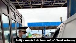 Granița României cu Republica Moldova