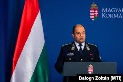 Lakatos Tibor ezredes online tájékoztat a koronavírusról