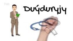 Azat Adalga: Duýduryjy (whistle-blower)