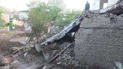 سیلاب صدها خانواده را در پروان آواره ساخته است