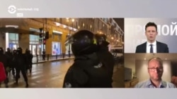 «Классический фашизм». Насилие в Москве и приговор Навальному