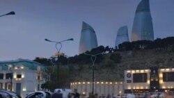 Lights Out In Baku